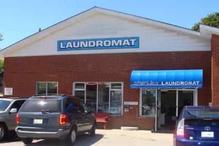 Sparkles Laundromat southampton